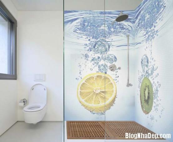 01a91ac9070e7584141094ae1abf4963 Trang trí phòng tắm với những hình ảnh cực thú vị