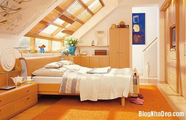 3b9f3b0cadad21529365bd2b84e173e0 Thiết kế phòng ngủ trên tầng áp mái