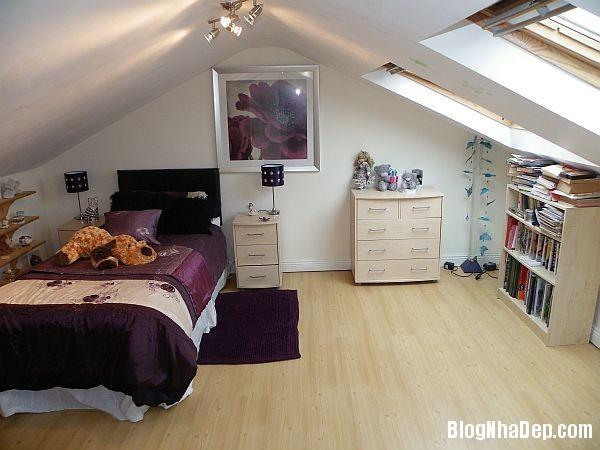b84d1435c96452b1c9b52b7cfedc7f21 Thiết kế phòng ngủ trên tầng áp mái