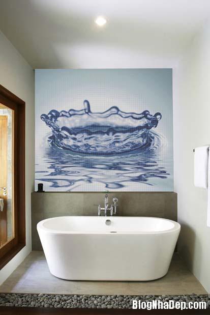 eec129b440b0336437e0f51de60df8bc Trang trí phòng tắm với những hình ảnh cực thú vị
