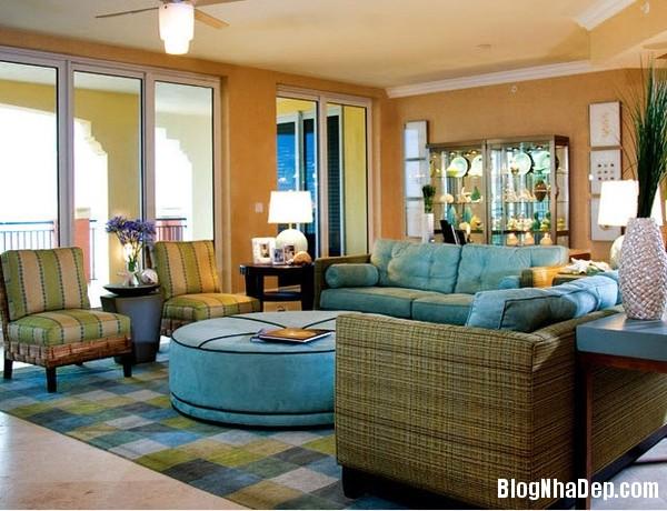 b56b4cf963d0d7a6adc4affc57a01600 Phòng khách mát mẻ theo phong cách nhiệt đới