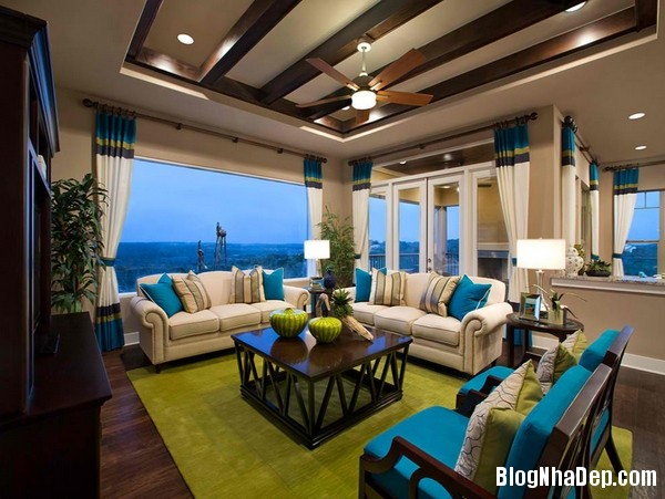 b71c324e7907d3dd295531f11050fd33 Phòng khách mát mẻ theo phong cách nhiệt đới