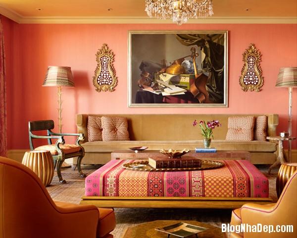 01e20b7eae05032d29fe5e8a5515e66c Phòng khách cổ kính với phong cách Ma   rốc