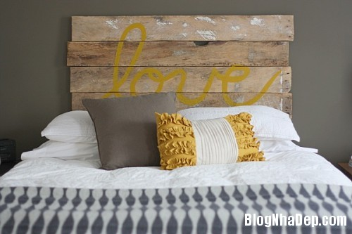 4540cabf755852f965f84f2ab94542ea Những thiết kế đầu giường lạ mắt mộc mạc theo phong cách rustic