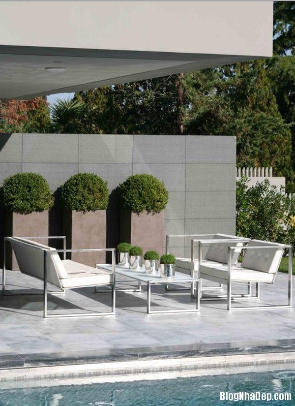 752d17c77d12e4050d1b605cdb2c49ff Thiết kế khu vườn xinh xắn, hiện đại