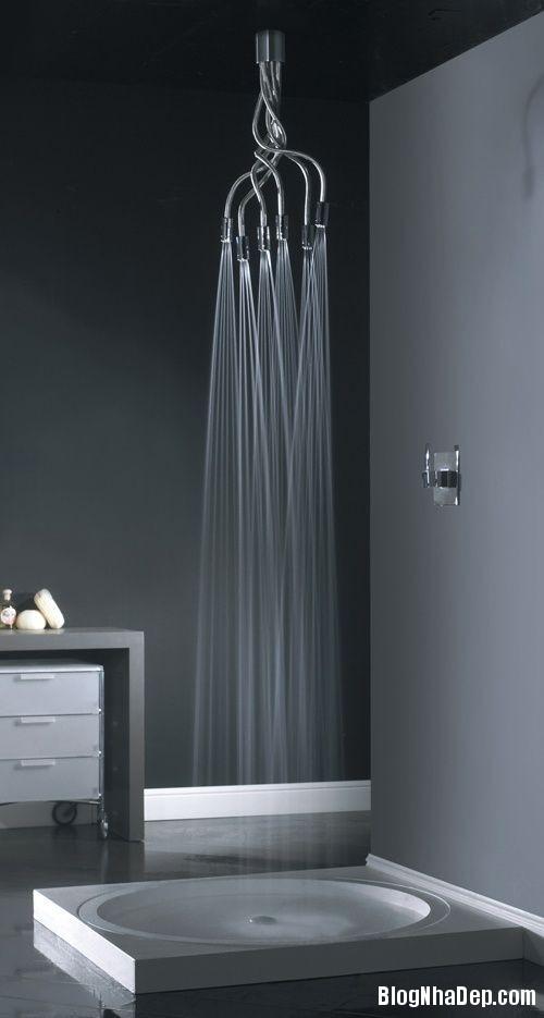 8cadb66d29121e75cf42f0e9f9245d9f Phòng tắm mở xinh đẹp giúp xả stress