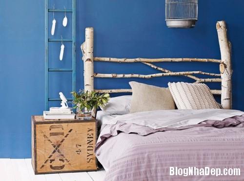 9dc8212c54f238b0c8212f90210360af Những thiết kế đầu giường lạ mắt mộc mạc theo phong cách rustic
