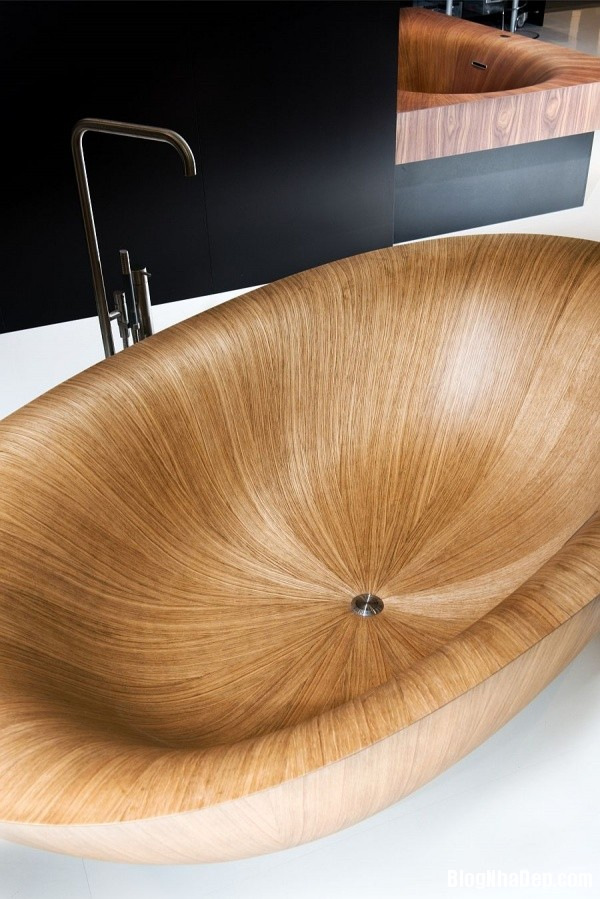 0327e39ee281f29fe35abbb2678ce344 Mẫu bồn tắm gỗ sành điệu và sang trọng cho nhà tắm