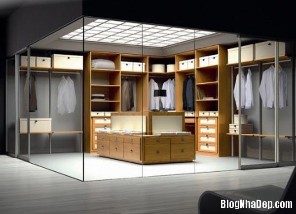 330d77b8d0f4bdefbd501173f939565c Thiết kế phòng chứa quần áo sang trọng với kính