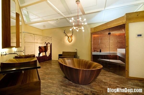 337a0c65178a0a05c09b7ac0de142d72 Mẫu bồn tắm gỗ sành điệu và sang trọng cho nhà tắm