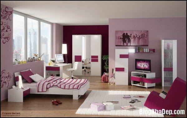 5ef4954990c85b650705f744705199c4 Những căn phòng cực lãng  mạn dành cho các bạn gái
