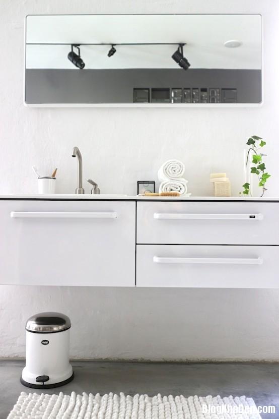 69d550009b736b86fe462c167d13c5e0 Phòng tắm sang trọng và thư giãn mang phong cách Scandinavia