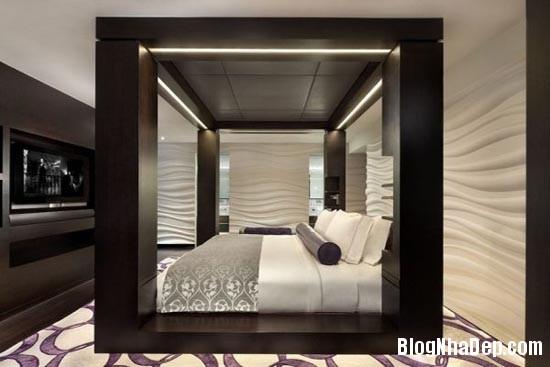 722ee935a72ec4a44f0f7fd70c695732 Thiết kế phòng ngủ sang trọng như khách sạn 5 sao