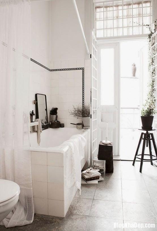 7244d90bec8e3342c1932784bfe86c24 Phòng tắm sang trọng và thư giãn mang phong cách Scandinavia
