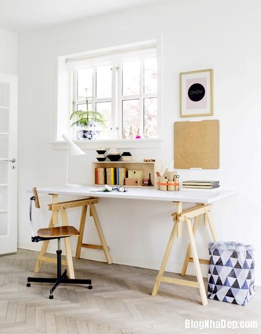7a08da5a52f9d50b07c0789fe83584e2 Trang trí phòng làm việc tinh tế theo phong cách Scandinavia
