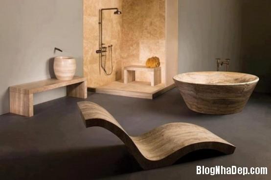 8ed556124589a34af7a73ae284f559fe Ấm cúng với phòng tắm làm từ gỗ