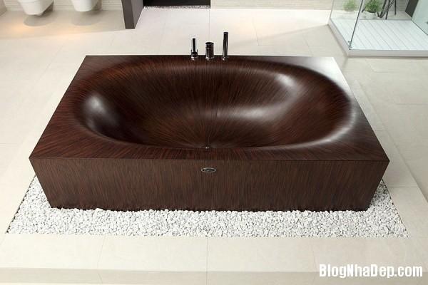 8fd6957dbb4bb4330d654bd6f81cfaf8 Mẫu bồn tắm gỗ sành điệu và sang trọng cho nhà tắm