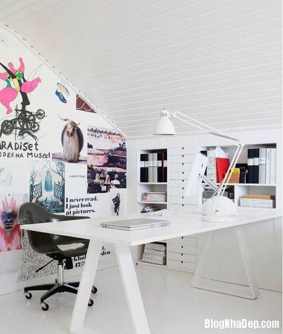b0b1ef510989ed23fe917872c387f30c Trang trí phòng làm việc tinh tế theo phong cách Scandinavia