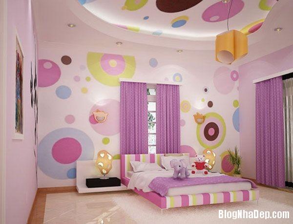 d1be9854209848edd955c3d5902c58a5 Những căn phòng cực lãng  mạn dành cho các bạn gái