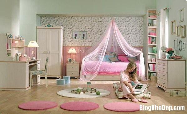 d4a55b86ca253c542b5c53c2f91efdcf Những căn phòng cực lãng  mạn dành cho các bạn gái