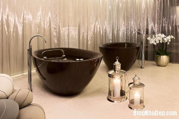 e9597c309c6ff8e9e4c8af3b04c36b02 Mẫu bồn tắm gỗ sành điệu và sang trọng cho nhà tắm
