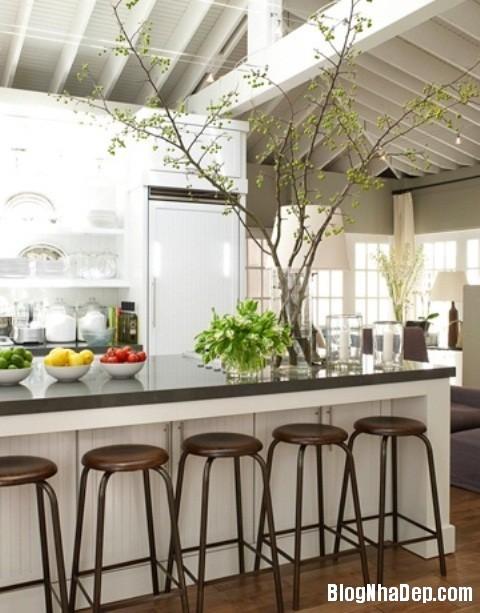 41b6d5fc28f25ecbb68793ceb5f616b9 Phòng bếp ấm cúng và thân mật được xây từ nhà kho