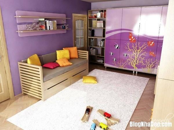 c0c81525487ec65b91cc3933cf5e31aa Những mẫu phòng riêng xinh tươi cho bé