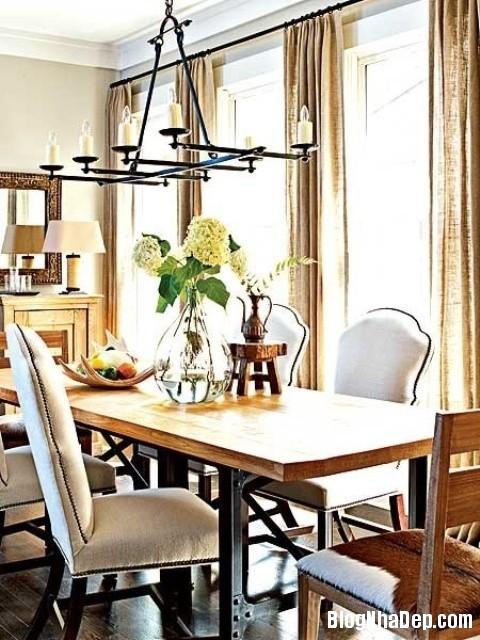 16e9113f8484a445cb097898c2a09a10 Trang trí phòng ăn với gam màu trung tính