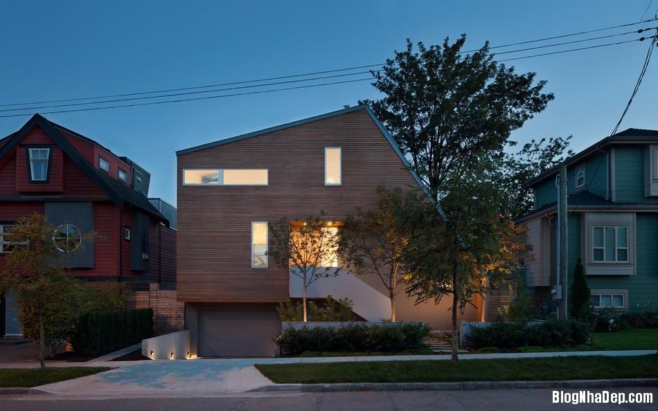 20150313090319236 Ngôi nhà hiện đại nằm ở Vancouver, Canada