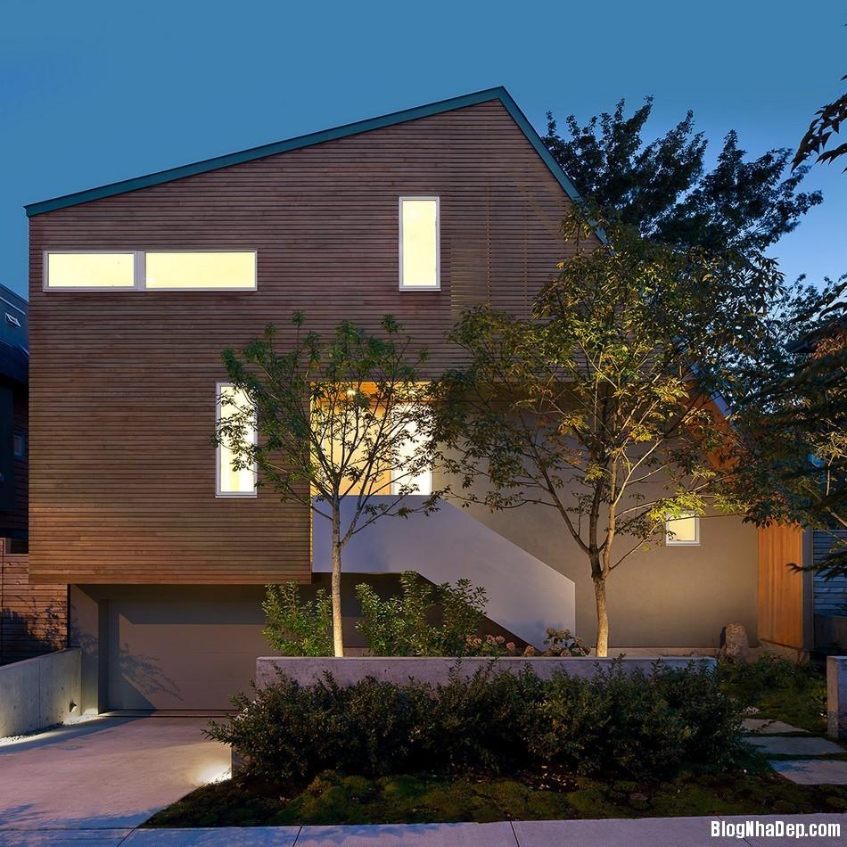 20150313090324540 Ngôi nhà hiện đại nằm ở Vancouver, Canada