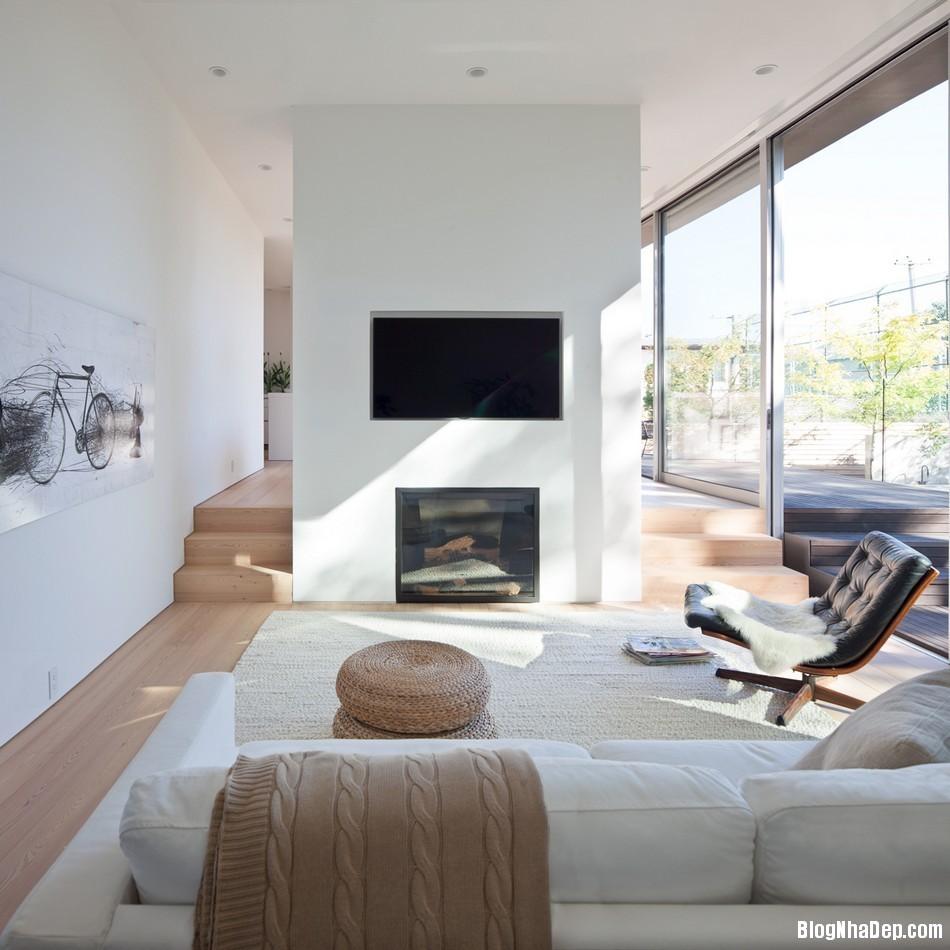 20150313090412266 Ngôi nhà hiện đại nằm ở Vancouver, Canada