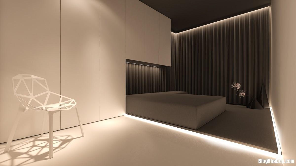 2015041708393454 Ngôi nhà bình yên với sắc màu tối giản