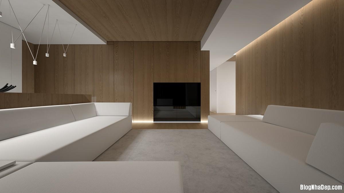 20150417084020605 Ngôi nhà bình yên với sắc màu tối giản