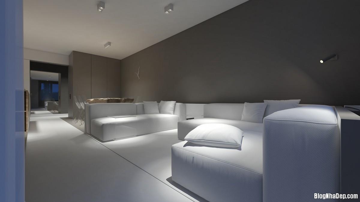 20150417084208507 Ngôi nhà bình yên với sắc màu tối giản