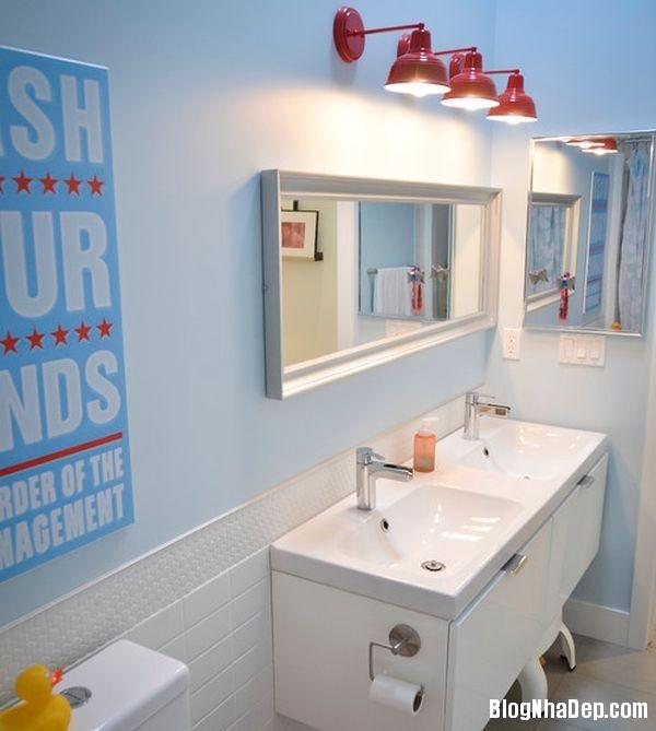 8e92b060ef950d830112edc38114785e Những phòng tắm dễ thương cho trẻ