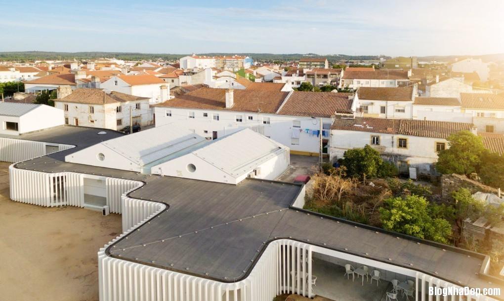 AtelierRua01 Khu cắm trại uốn khúc độc đáo tại Bồ Đào Nha