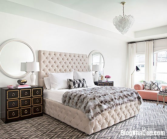 bedroom 6 1437647630 Những màu sắc cực hot cho phòng ngủ