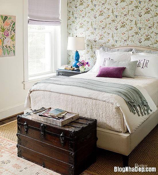 bedroom 7 1437647642 Những màu sắc cực hot cho phòng ngủ