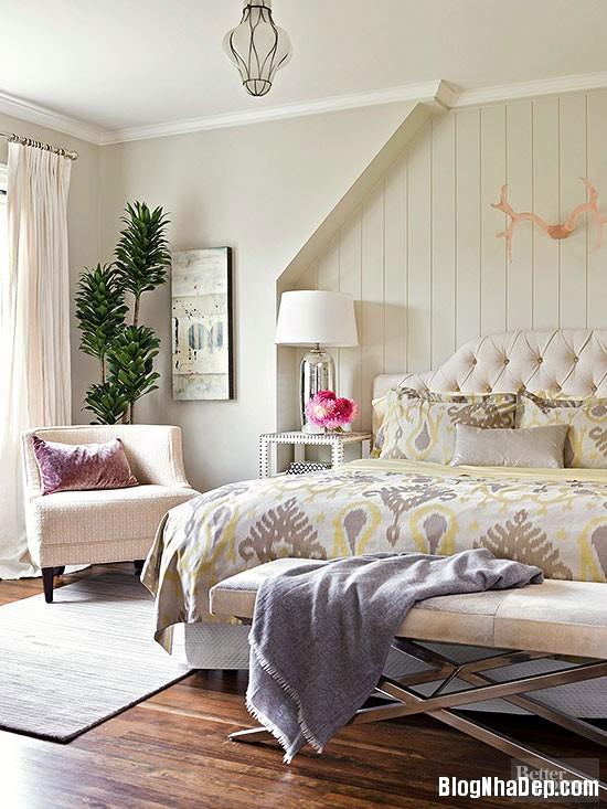 bedroom 8 1437647652 Những màu sắc cực hot cho phòng ngủ