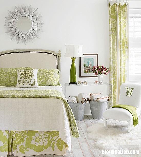 bedroom 9 1437647667 Những màu sắc cực hot cho phòng ngủ