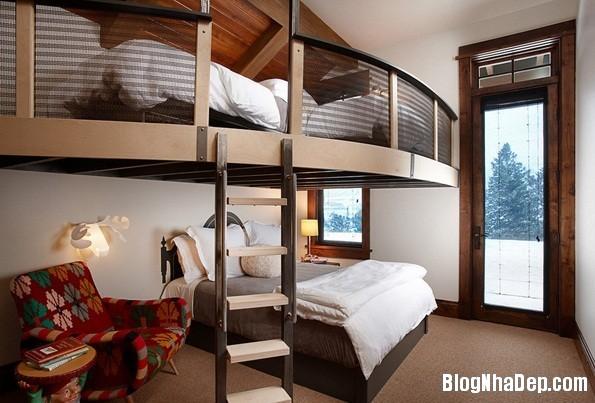 1853e2da1b7dc3ddad68af18e409e677 Phòng ngủ ấm áp trên gác xếp