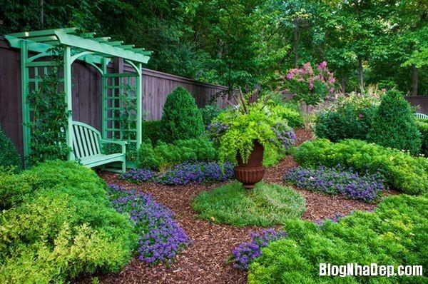 494fd1b01b284c13cf81a37f70961842 Ý tưởng thiết kế cho khoảng sân vườn thật xinh