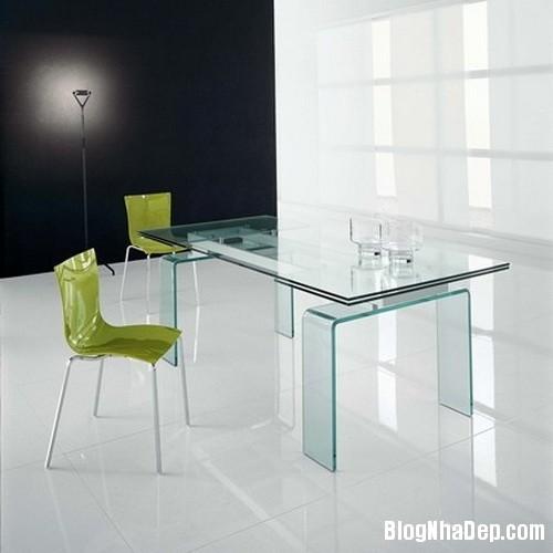 bb7b1e5bcad1610a48e82b60af8477b3 BST bàn ăn mặt kính hiện đại và tinh tế