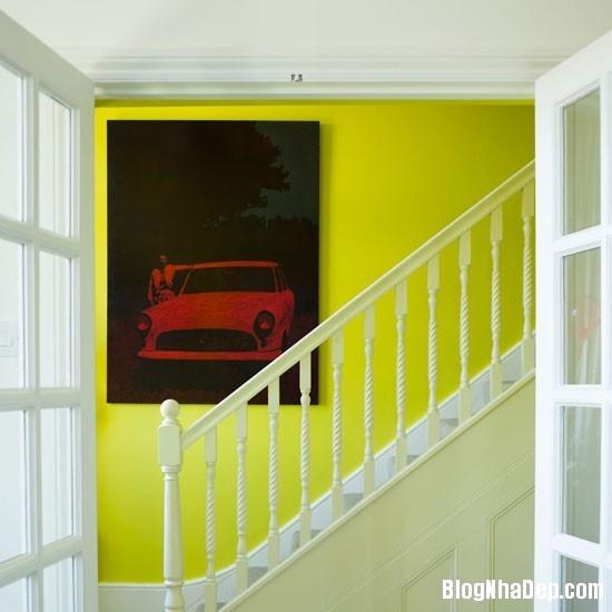 diningroom 6 1369827188 Ngôi nhà mùa hè rực rỡ với sắc vàng