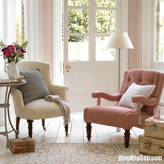 ghe 3 1417103920 Bí quyết bố trí cho phòng khách nhỏ vẫn xinh