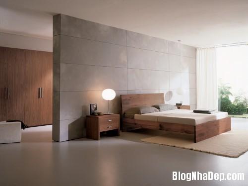 sau pn13 1336571021 Cách bố trí khéo léo cho không gian phía sau giường ngủ