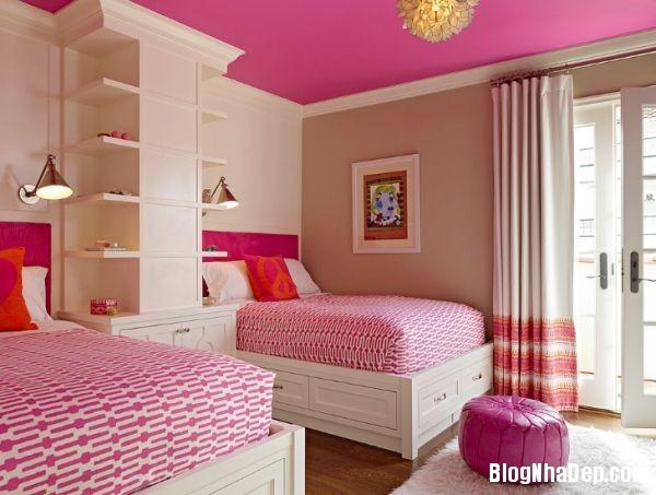 95c01b125e184a8f81429220e899529e Căn phòng cực cute cho các cô gái tuổi teen