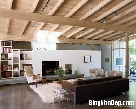 phong khach cam hung 12 Trang trí phòng khách thoải mái & hiện đại