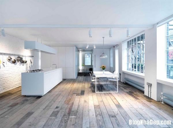 10Tuong20bep201509261513548704 Bếp đẹp sang trọng với bức tường màu trắng