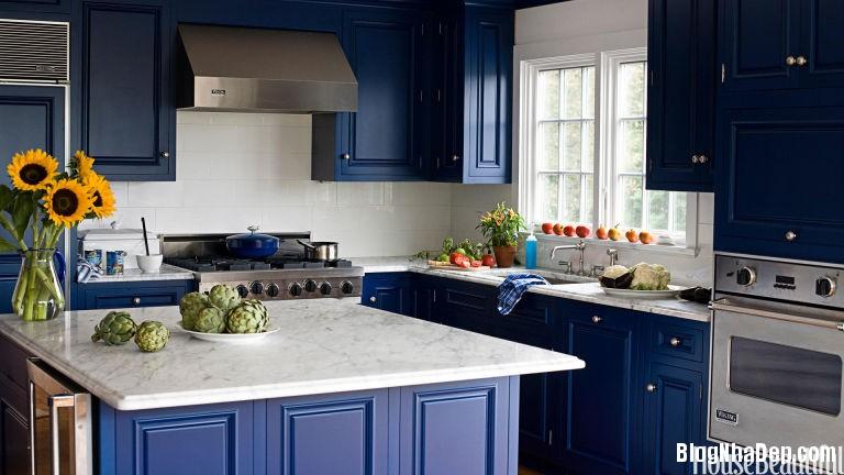 12 gam mau hoan hao cho phong bep 188aaab2a5 Những gam màu cực hot cho phòng bếp